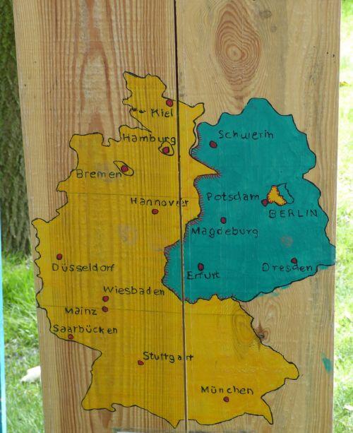 germany federal republic of germany ddr
