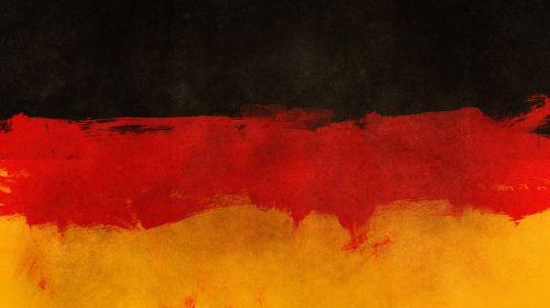 germany flag home