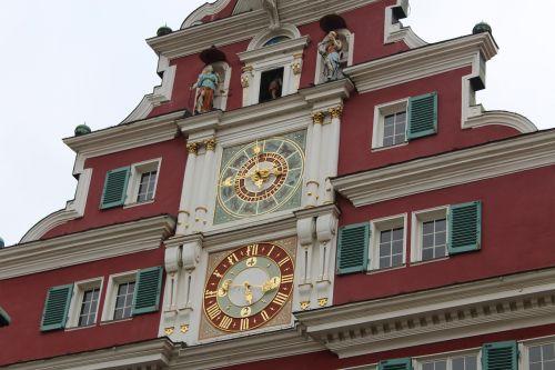germany clock esslingen
