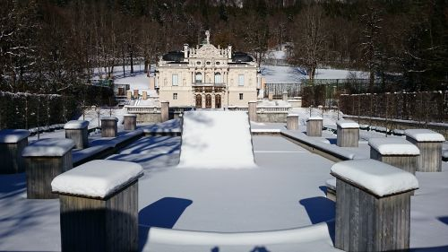 germany bavaria linderhof palace
