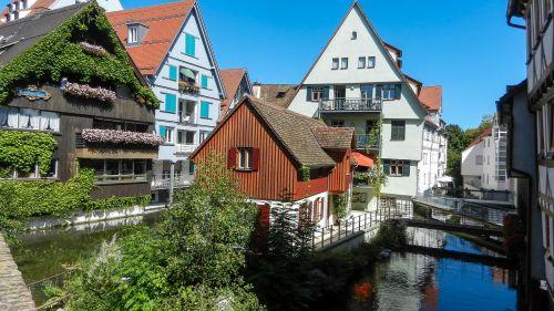 germany ulm house