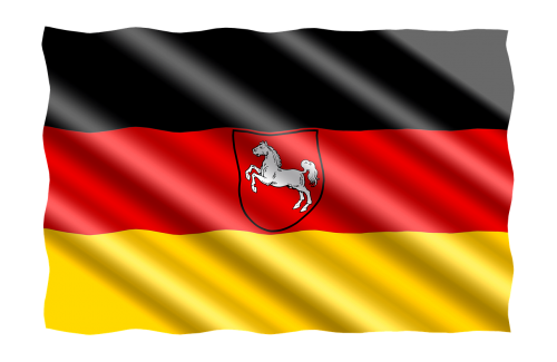 germany flag regions