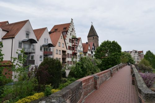 germany walled town rampart