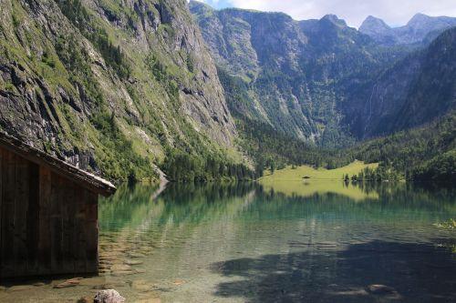 germany alpine mountains