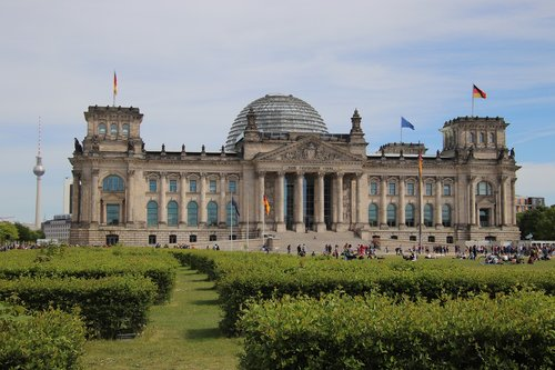 germany  berlin  reichstag