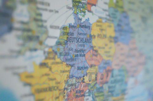 germany map republic