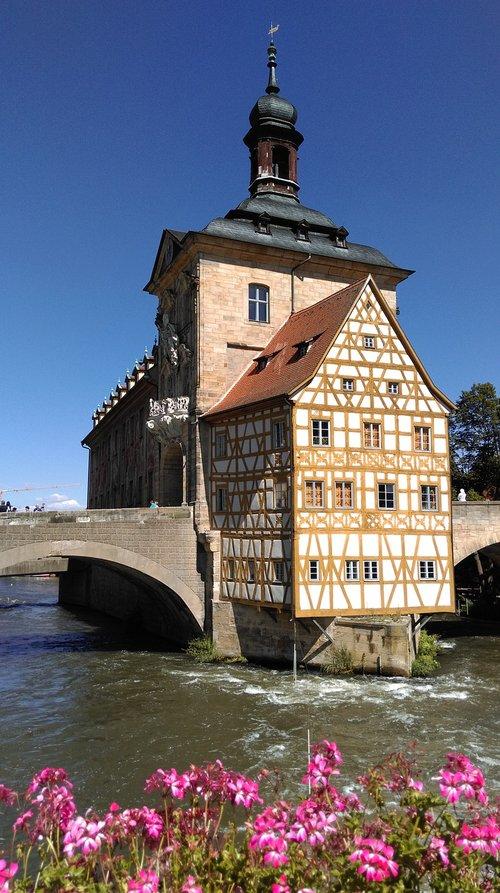 germany  bamberg  architecture