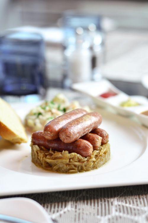 germany sausage food