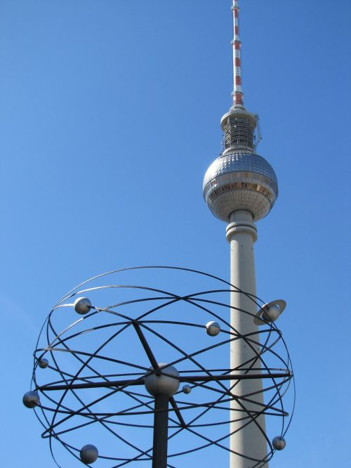 germany berlin tv tower