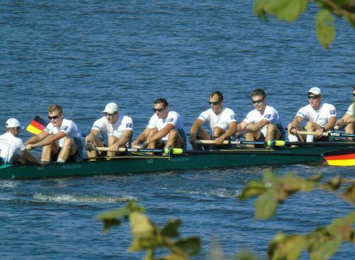 germany eighth rowing rowing marathon