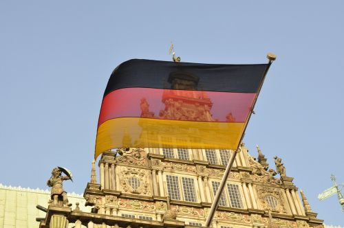 germany flag germany black red gold