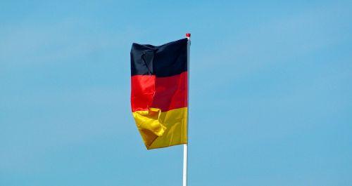 germany flag banner flag
