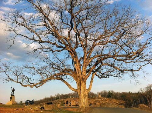 gettysburg pennsylvania battlefield