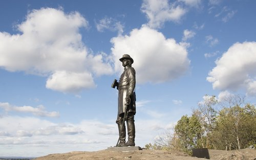 gettysburg  pennsylvania  war
