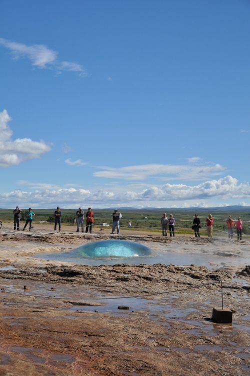 geyser strokkur iceland