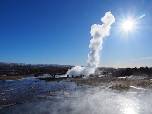 geyser strokkur geyser strokkur