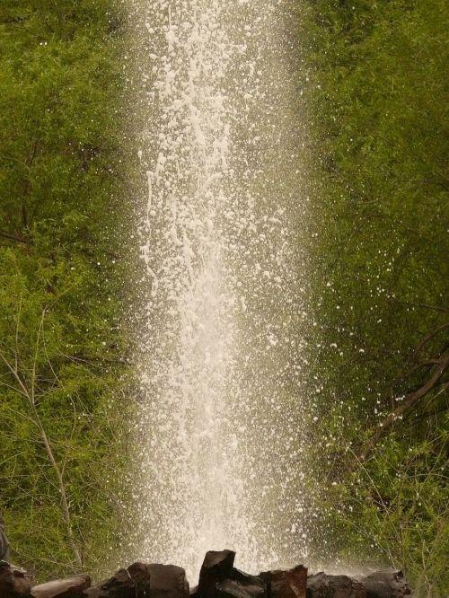 geyser volcanism water column