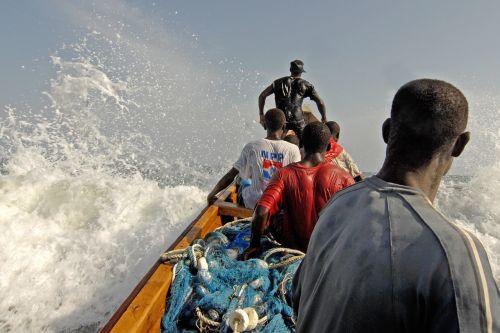 ghana fischer water