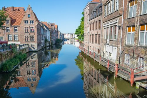 ghent lei reflection