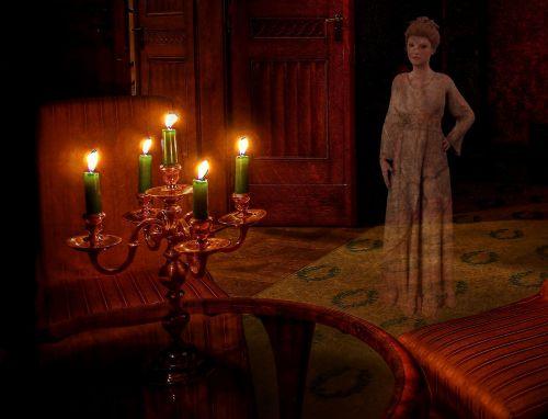 ghost spirit haunt