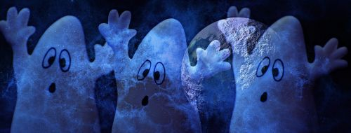ghost ghosts night