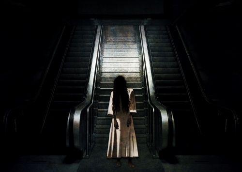 ghost escalator spirit