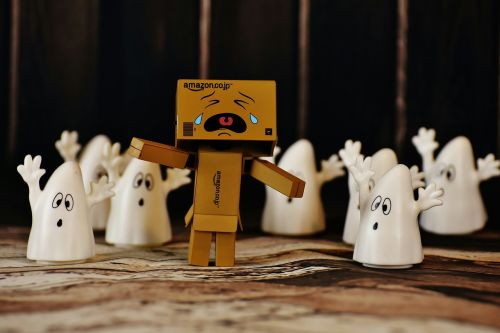 ghost danbo fear