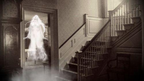 ghost haunted horror