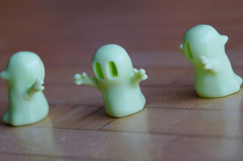 ghost ghosts figures