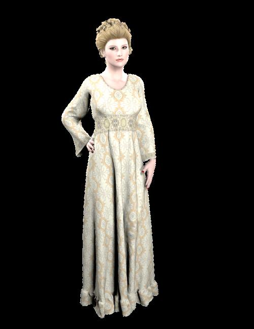 ghost vintage woman