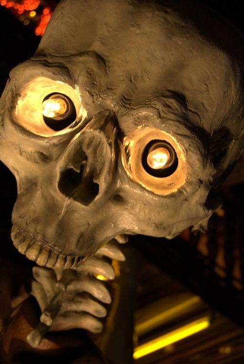 ghost train skull year market