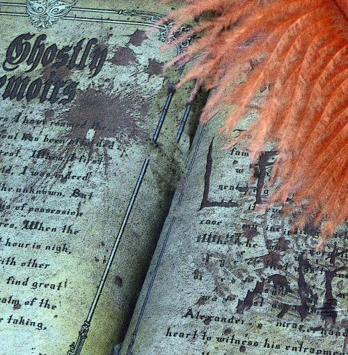 Ghost Writings