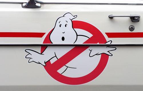 ghostbusters logo ecto-1
