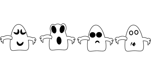 ghosts spooky haunting
