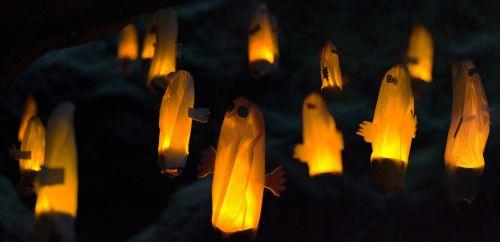 ghosts hattifattener moomin