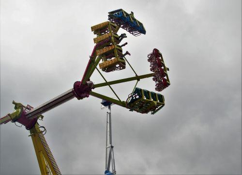 giant swing pilgrimage fun
