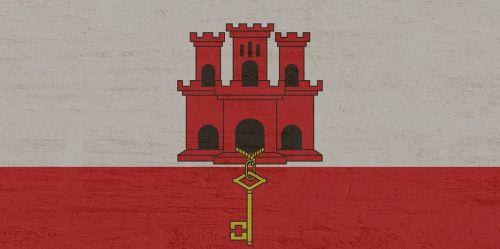 gibraltar flag