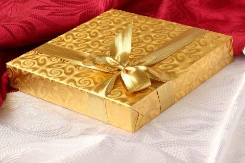 gift box present