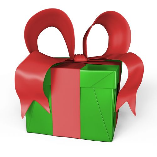 gift packed surprise
