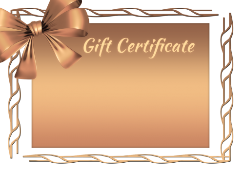 gift gift voucher coupon