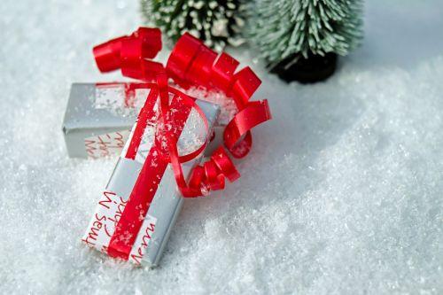 gift package loop