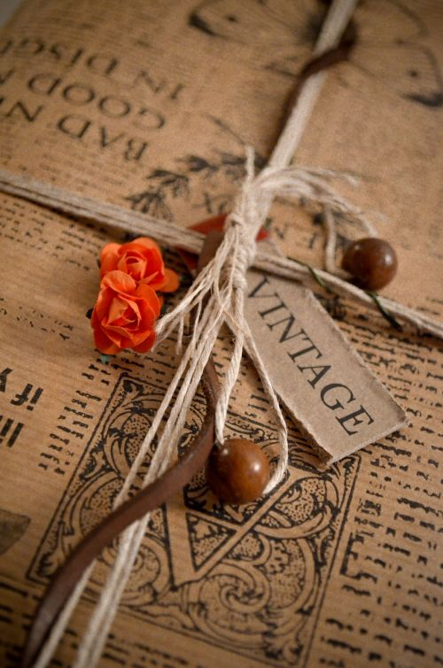 gift vintage knut