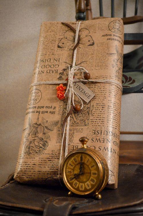 gift vintage watch