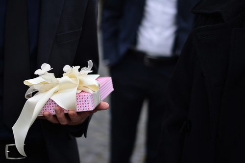 gift  celebration  wedding