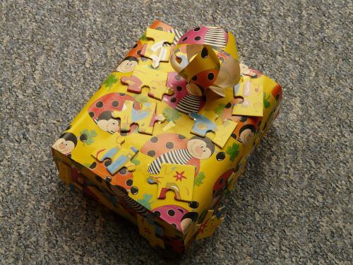 gift colorful pack