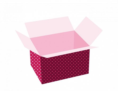 gift box cardboard