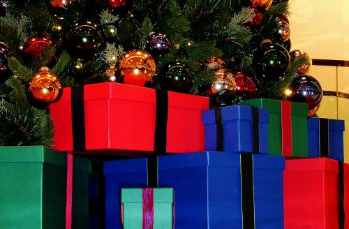 gifts christmas packaging