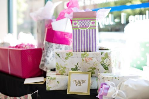 gifts presents bridal shower