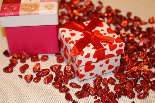 gifts made packed