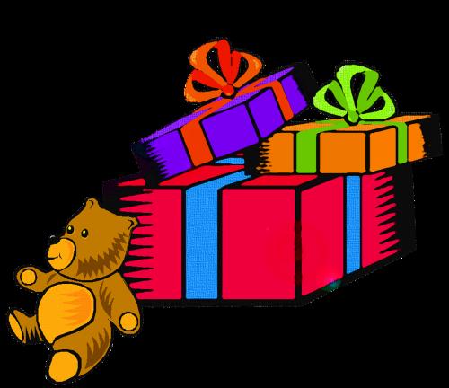gifts xmas teddy
